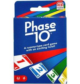 Mattel Phase 10   /12