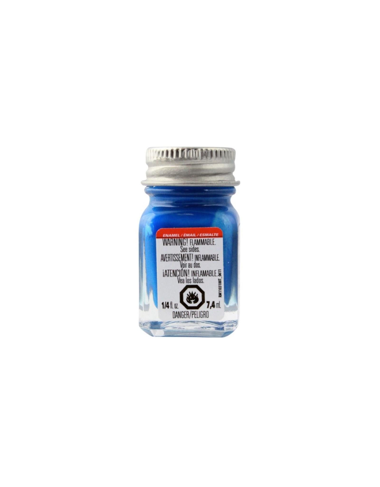 Testors 1110TT - Enamel 1/4 oz - Blue
