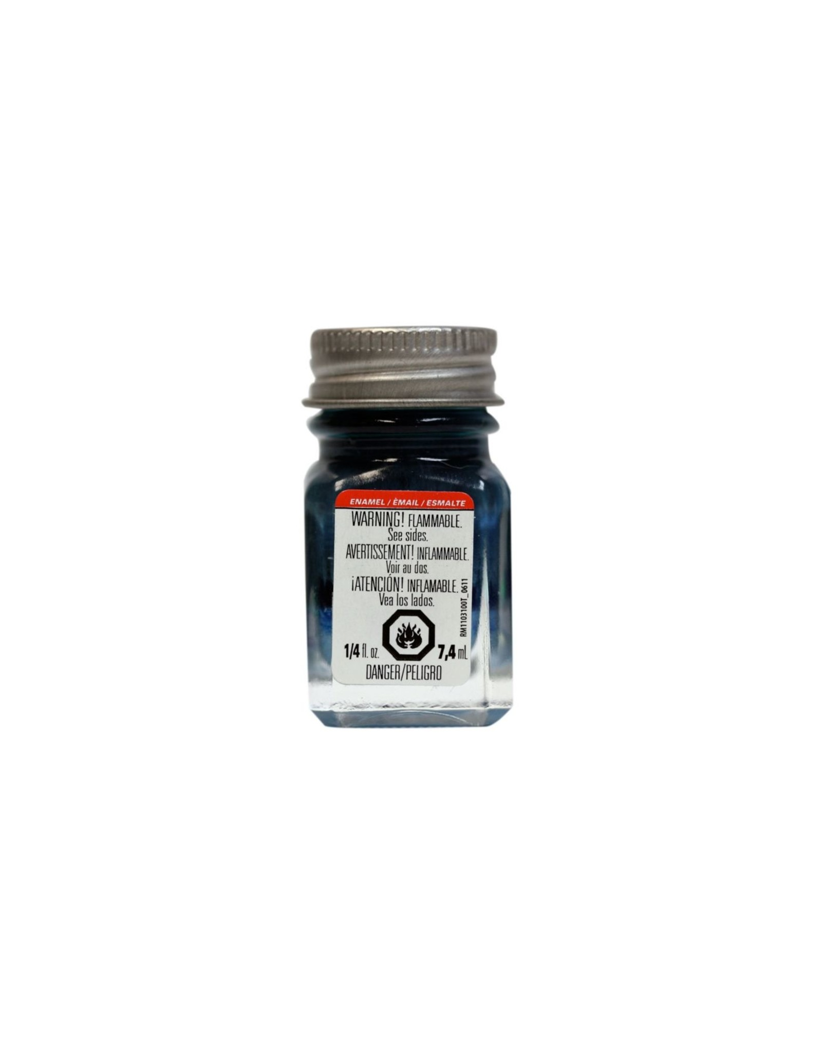 Testors 1108TT - Enamel 1/4 oz - Light Blue