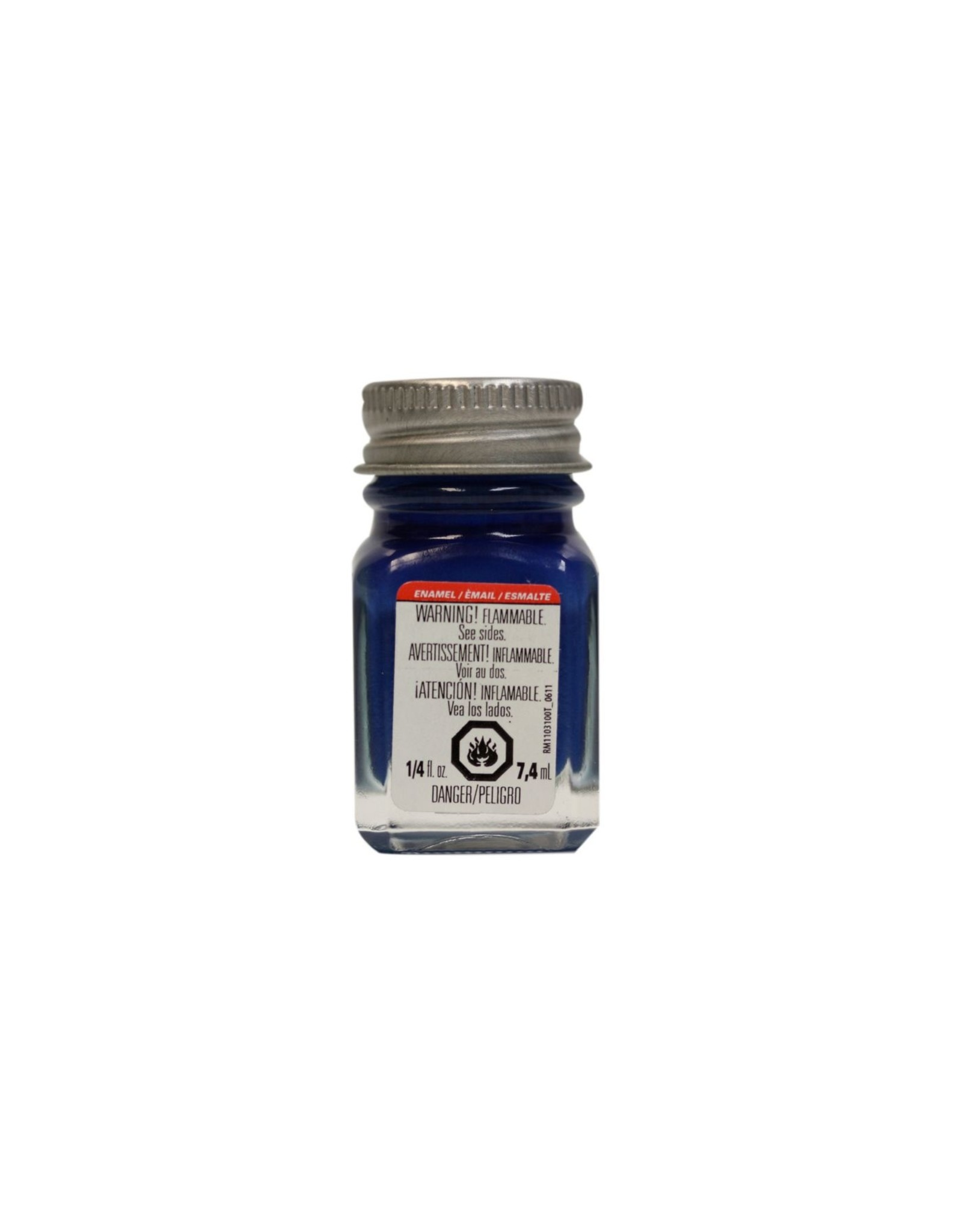 Testors 1111TT - Enamel 1/4 oz - Dark Blue