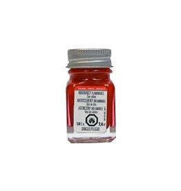 Testors 1152TT - Enamel 1/4 oz - Metallic Red