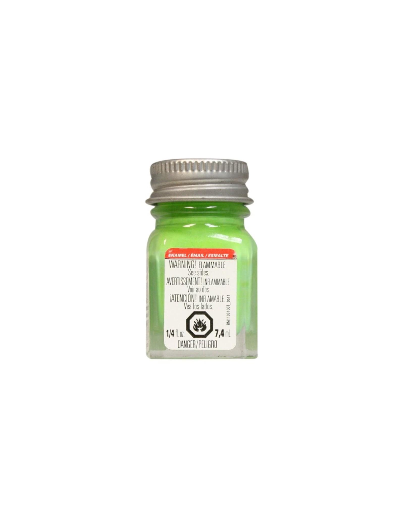 Testors 1125TT - Enamel 1/4 oz - Sublime Green Gloss