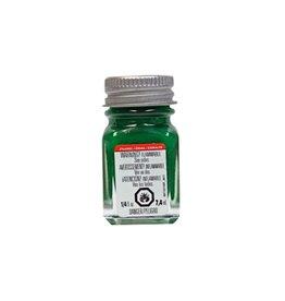 Testors 1171TT - Enamel 1/4 oz - Flat Beret Green