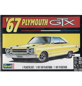 Revell 4481 - 1/25 1967 Plymouth GTX