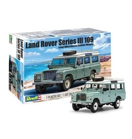 Revell 4498 - 1/24 Land Rover Series III