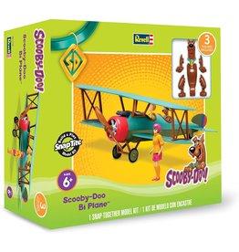 Revell 1995 - 1/20 Scooby-Doo Bi-Plane