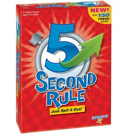 Play Monster 5 Second Rule - 2nd Edition