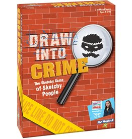 Play Monster Draw Into Crime