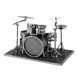 Fascinations Metal Earth - Drum Set