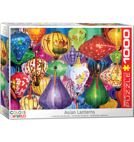Eurographics Asian Lanterns - 1000 Piece Puzzle