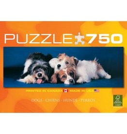 Eurographics Dogs - 750 Piece Puzzle