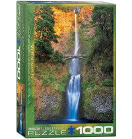 Eurographics Multnomah Falls, Oregon - 1000 Piece Puzzle