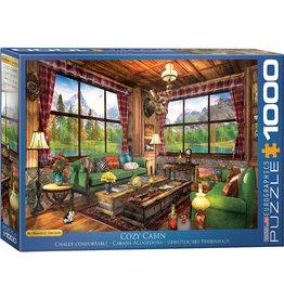 Eurographics Cozy Cabin - 1000 Piece Puzzle