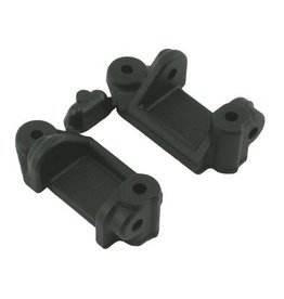 RPM 80712 - Caster Block, 30 Degree (2), Black: Rustler, Stampede, Slash