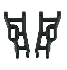 RPM 80242 - Front A-arms for Traxxas Rustler, Stampede, Slash - Black
