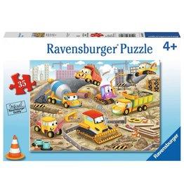 Ravensburger Raise The Roof! - 35 Piece Puzzle