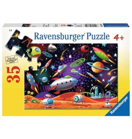 Ravensburger Space - 35 Piece Puzzle
