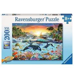 Ravensburger Orca Paradise - 200 Piece Puzzle