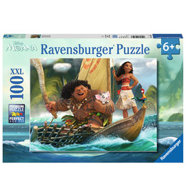 Ravensburger Moana and Maui - 100 Piece Puzzle