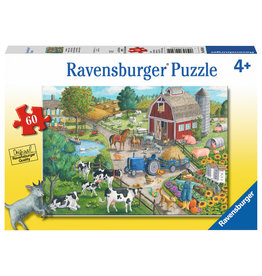 Ravensburger Home on the Range - 60 Piece Puzzle