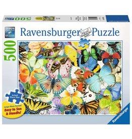 Ravensburger Butterflies - 500 Piece Puzzle