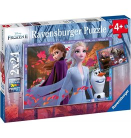 Ravensburger Frozen - 24 Piece Puzzle (2 Pack)