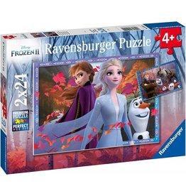 Ravensburger Frozen - 24 Piece Puzzle (2 Pack)