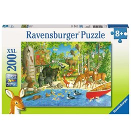 Ravensburger Woodland Friends - 200 Piece Puzzle