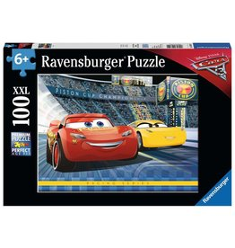 Ravensburger Cars 3 - 100 Piece Puzzle