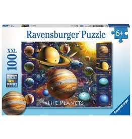 Ravensburger The Planets - 100 Piece Puzzle