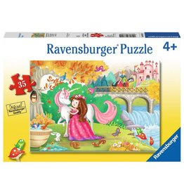 Ravensburger Afternoon Away - 35 Piece Puzzle