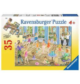 Ravensburger Ballet Lesson - 35 Piece Puzzle