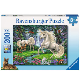 Ravensburger Mystical Unicorns - 200 Piece Puzzle