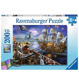 Ravensburger Blackbeard's Battle - 200 Piece Puzzle