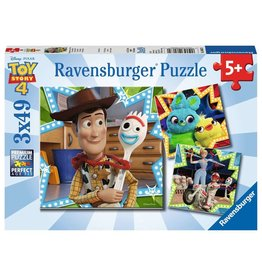 Ravensburger In It Together - 49 Piece Puzzle (3 Pack)