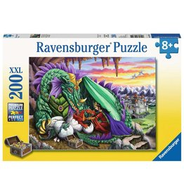 Ravensburger Queen of Dragons - 200 Piece Puzzle