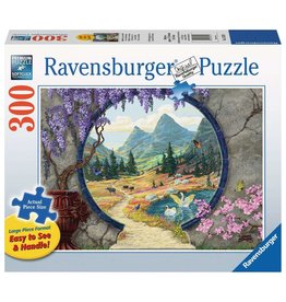 Ravensburger Into a New World - 300 Piece Puzzle