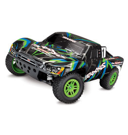Traxxas 1/10 Slash 4x4 Brushed Short Course Truck - Green