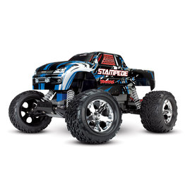 Traxxas 1/10 Stampede 2WD Monster Truck - Blue