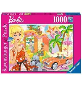 Ravensburger Vintage Barbie - 1000 Piece Puzzle