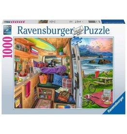 Ravensburger Rig Views - 1000 Piece Puzzle