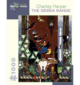Pomegranate C Harper: The Sierra Range - 1000 Piece Puzzle