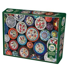 Cobble Hill Bowls - 1000 Piece Puzzle