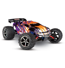 Traxxas 1/16 E-Revo VXL w/TSM Brushless Monster Truck - Purple