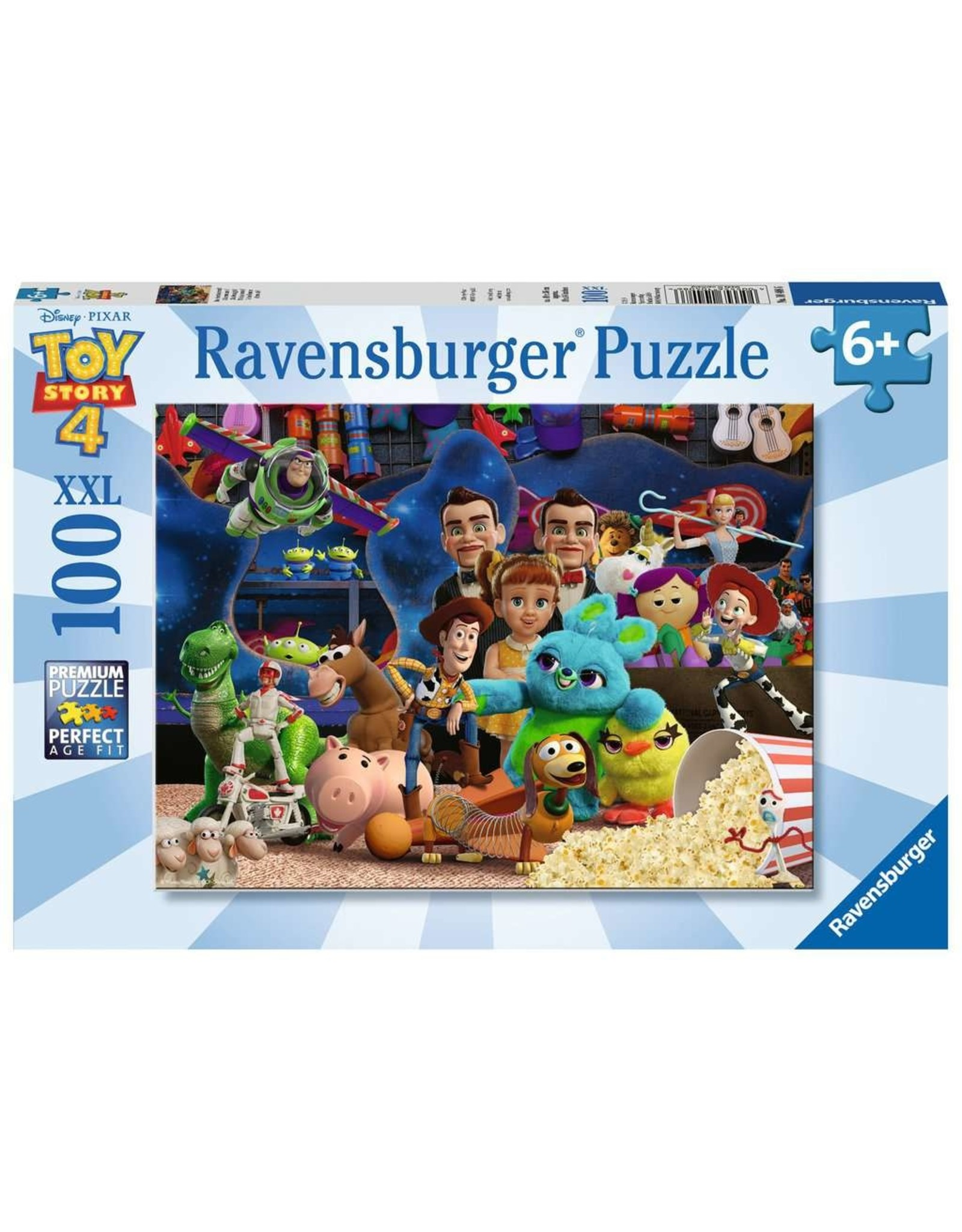 Ravensburger To The Rescue - 100 Piece Puzzle