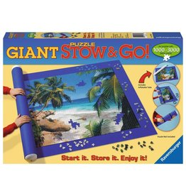 Ravensburger Giant Puzzle Stow & Go