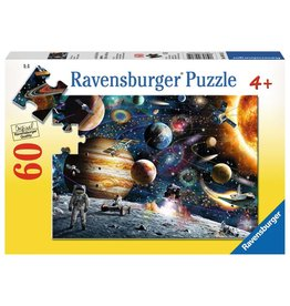 Ravensburger Outer Space - 60 Piece Puzzle