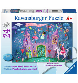 Ravensburger The Brilliant Birthday - 24 Piece Floor Puzzle