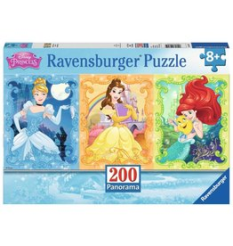Ravensburger Beautiful Disney Princesses - 200 Piece Puzzle