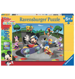 Ravensburger At the Skate Park - 100 Piece Puzzle